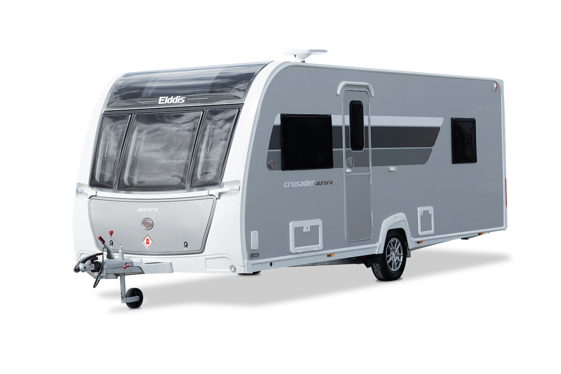 Elddis caravans 2018